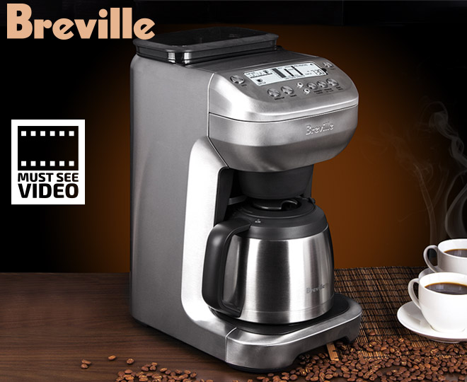 Breville Coffee Maker Replacement : Breville YouBrew Drip Coffee Maker