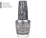 OPI Nail Lacquer - Silver Shatter