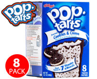 Kellogg's Pop-Tarts Cookies & Cream 8pk