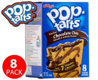 Kellogg's Pop-Tarts Frosted Chocolate Chip 8pk