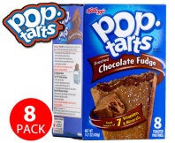 Kellogg's Pop-Tarts Frosted Chocolate Fudge 8pk