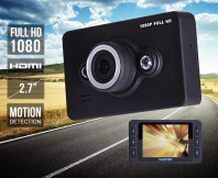 Master HD Car DashCam Video Recorder