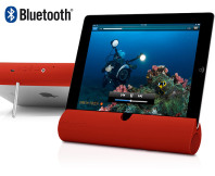 Carbon Audio Zooka Wireless Bluetooth Speaker - Red
