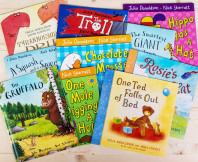 10 x Julia Donaldson Kids Picture Books