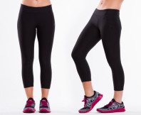 Adidas Women's Ultimate ¾ Tights - Black