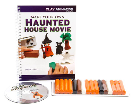 Make Your Own Haunted House Movie 4 Piece Kit