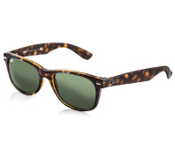 Ray-Ban New Wayfarer Sunglasses - Dark Tortoise