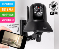 WiFi Security Camera for Android & iOS