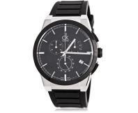 Calvin Klein Men's Dart Chronograph - Black