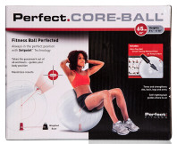 Perfect Fitness 65cm Weighted Core-Ball