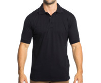 Reebok Men's Polo - Black