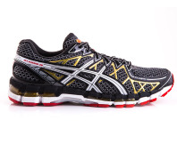 ASICS Men's Gel Kayano 20 - Black/White/Gold