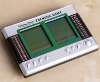 Double Screen Talking Golf Game