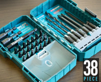 Makita 38-Piece Impact Driver Bit Set