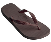Havaianas Top Thongs - Cafe Dark Brown