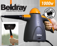 Beldray 1000W Steam Pressure Cleaner