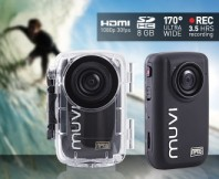 Veho Waterproof Action Sports Camera by Muvi