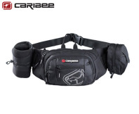 Caribee Roadrunner Waist Bag - Black