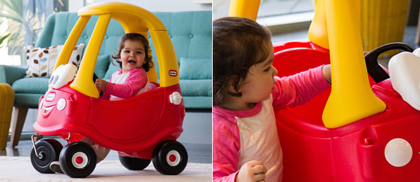 Little Tikes Cozy Coupe Ride-On Car