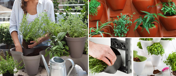 Innovative Planters From Keter & Maze!