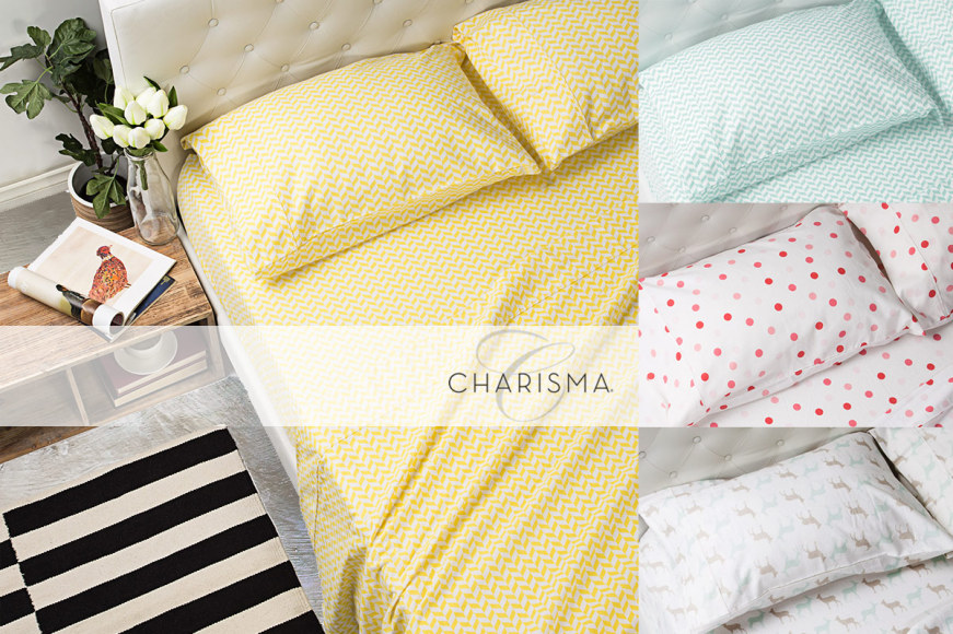 Charisma Flannelette Sheet Sets!