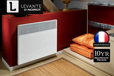 Levante By Noirot French-Made Panel Heaters