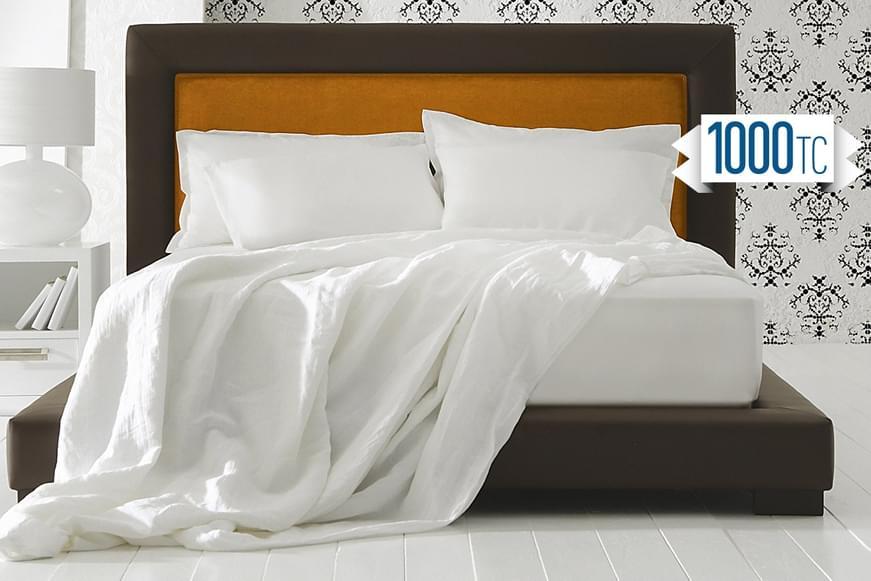 Hotel Quality 1000TC Sheet Sets