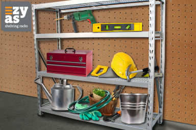Ezy As Heavy Duty 1.8m Storage Rack!