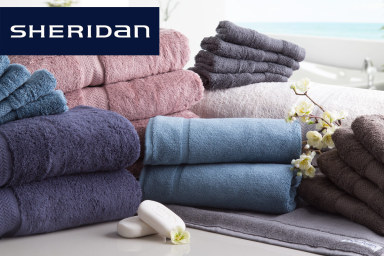 Sheridan 'Ryan' Towel Multipacks