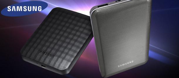 Samsung Hard Drives!