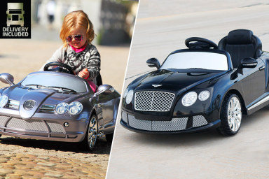 Kids' Electric Luxury Cars