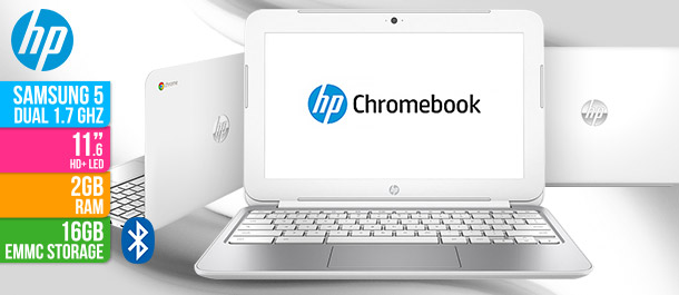 HP Google Chromebooks