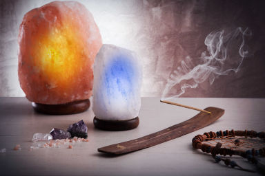 Himalayan Salt Rock Lamps