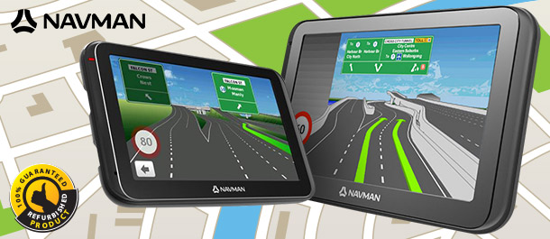 Navman GPS Devices - Refurbished