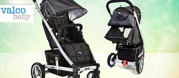 Valco Baby Zee Compact Stroller