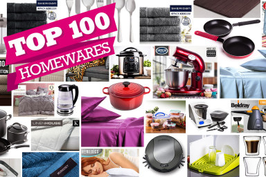 Top 100 Homewares