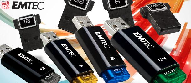 EMTEC USB Flash Drives