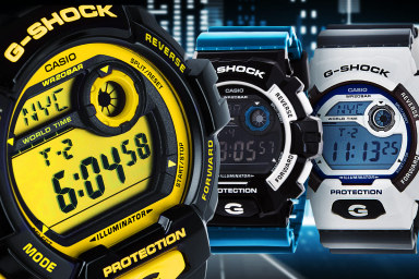 G-Shock Restock For Christmas