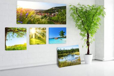 Personalised Canvases For All