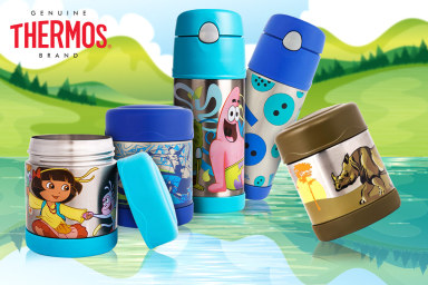 Thermos Funtainer for Kids
