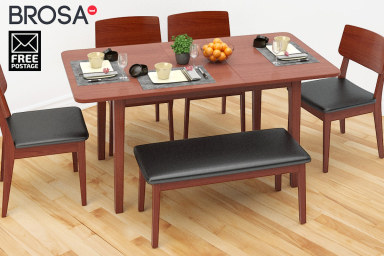 Brosa Crafted Dining Tables & Chairs