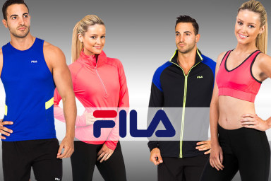 FILA Women's & Men's Performance Gear