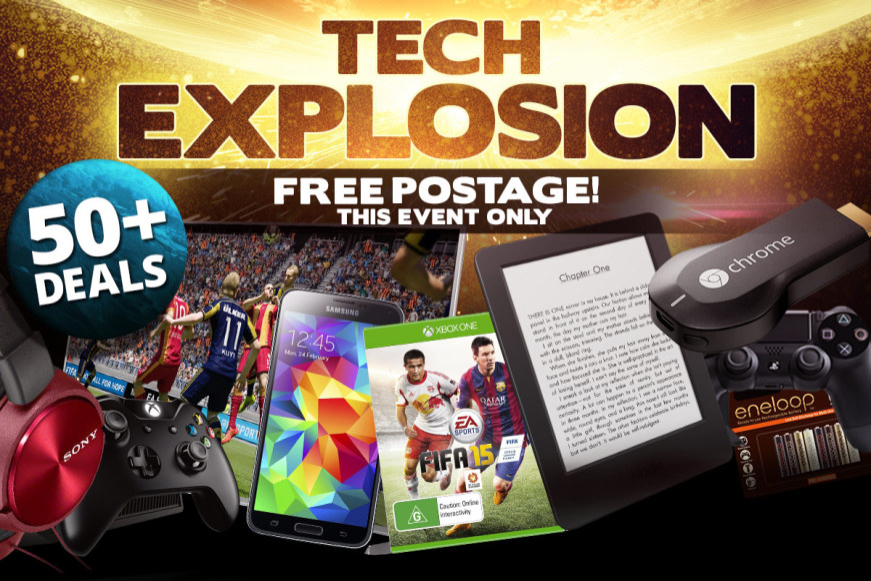 Tech Deal Blast - Free Postage