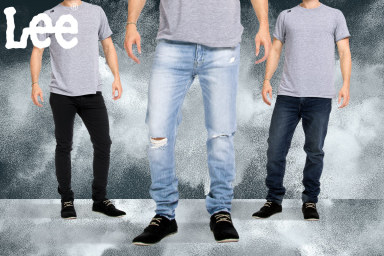 Lee Men's Denim Jeans