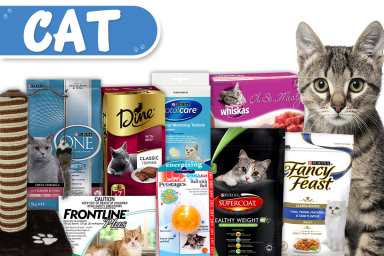 Big Brand Bargains For Your Cat!