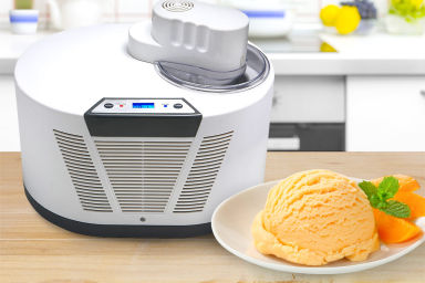 Instant Ice Cream Maker - Healthy Choices