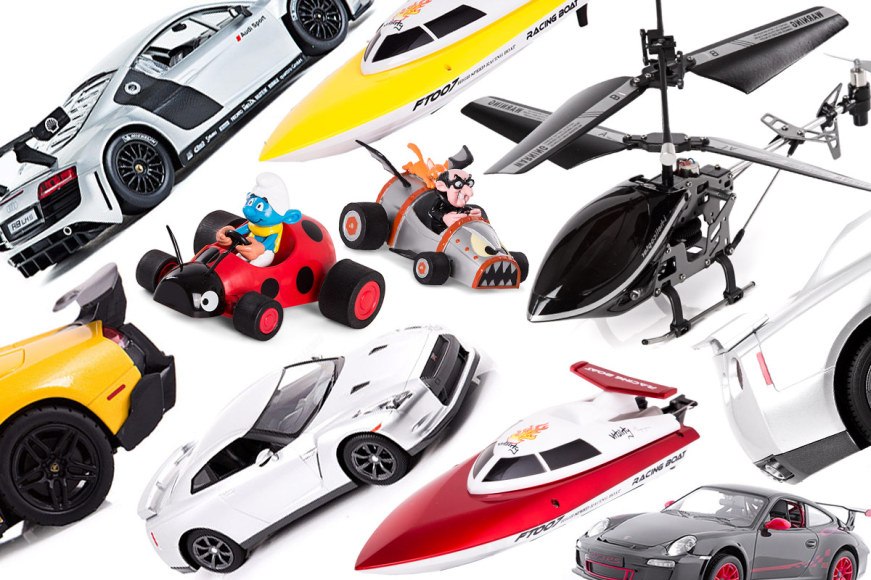 Remote Control Toys for All