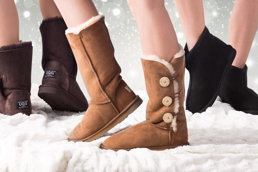 Australian Made Sheepskin Uggs