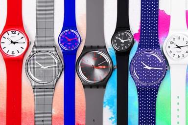 Swatch Watches For Men & Women