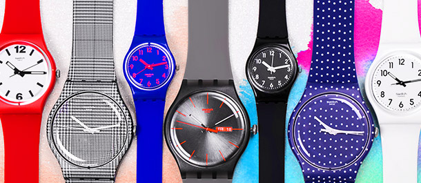 Swatch Watches for Men & Women